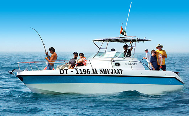 Abu Dhabi Fishing Trips